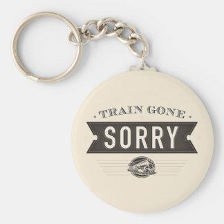 Train gone sorry. Keychain
