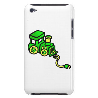 train green barely there iPod case