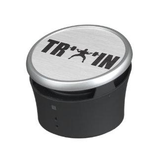 TRAIN - Gym Motivation Bluetooth Speaker