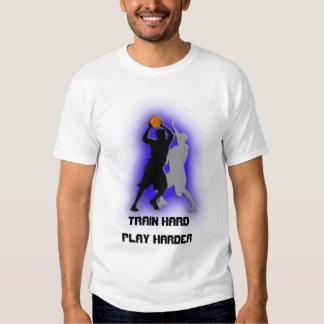 Train Hard Play Harder T-shirt