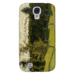 Train in the Countryside (1870) Galaxy S4 Cases