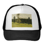 Train in the Countryside (1870) Trucker Hat