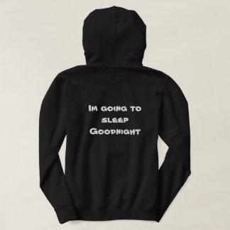 Train insane hoodie