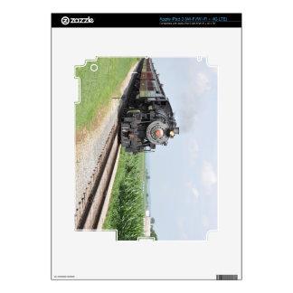 Train iPad 3 Decal