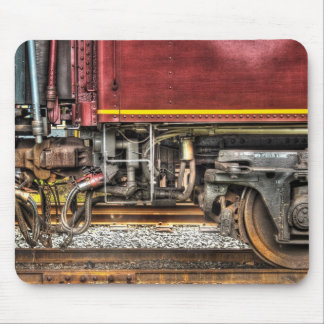 Train -  Joined in a union Mouse Pads