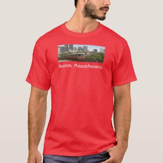 Train Leaving Boston T-Shirt
