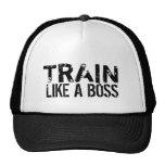 Train Like A Boss GYM Workout Trucker Hat