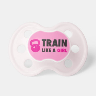 Train Like A Girl With Kettlebell Pacifiers