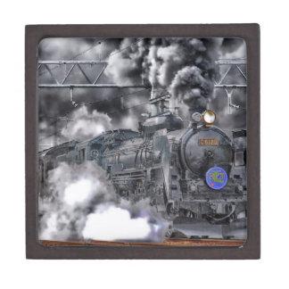 Train / Locomotive Photo Premium Gift Box