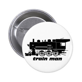 Train Man Model Railroading Pins