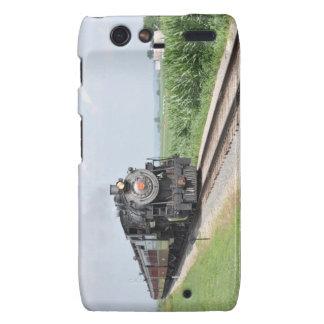Train Motorola Droid RAZR Cases