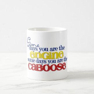 Train-mug