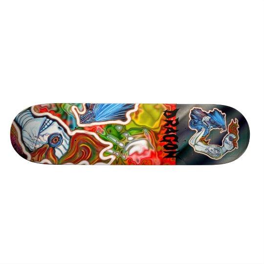 Train My Dragon Skateboard