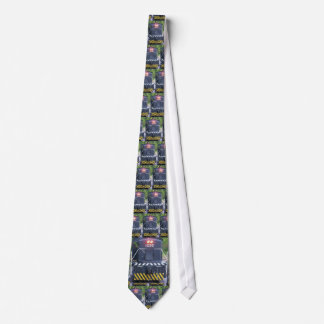 train neck tie