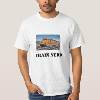 Train Nerd T-shirt