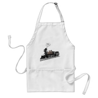 Train of Thought Aprons