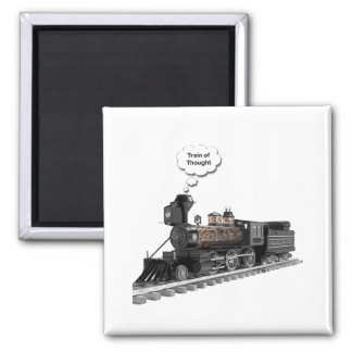 Train of Thought Magnet
