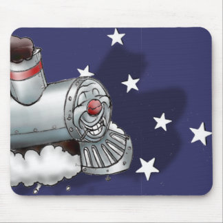 Train of Thought Mouse Pad