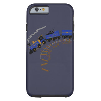 Train Of Thought Tough iPhone 6 Case