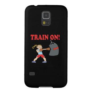 Train On 2 Galaxy S5 Case