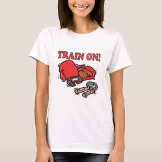 Train On T-Shirt
