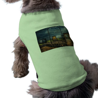 Train - On the turntable Pet Clothing