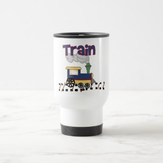 Train on Track Tshirts and Gifts Travel Mug