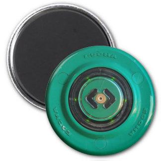train open door green button sensor acces entrance 2 inch round magnet