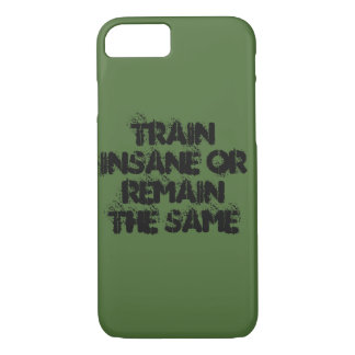 Train or Remain iPhone 7 Case