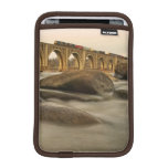 Train over James River iPad Mini Sleeves