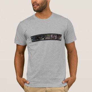 Train Parts Film Strip T-Shirt