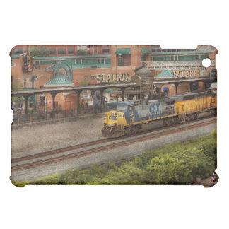 Train - Pittsburg, PA - Station Square Case For The iPad Mini