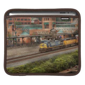 Train - Pittsburg, PA - Station Square iPad Sleeves