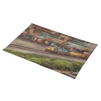 Train - Pittsburg, PA - Station Square Placemat