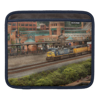 Train - Pittsburg, PA - Station Square Sleeves For iPads