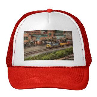 Train - Pittsburg, PA - Station Square Trucker Hat