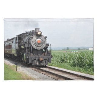 Train Placemat