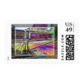 train postage