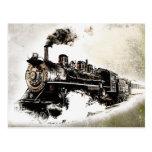 Train! Postcards
