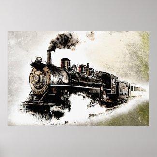 Train! print