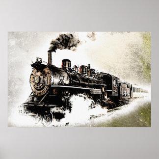 Train! Poster