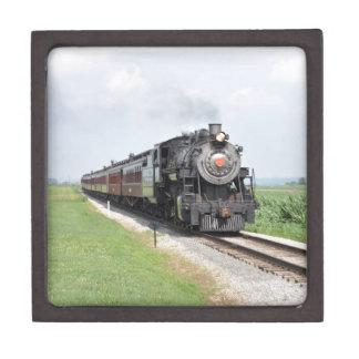 Train Premium Trinket Boxes