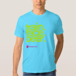 TRAIN.RACE.BEER. Camiseta del AA Polera