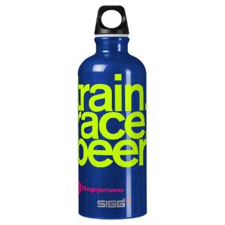 TRAIN.RACE.BEER. Waterbottle Aluminum Water Bottle