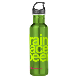 TRAIN.RACE.BEER. Waterbottle Water Bottle