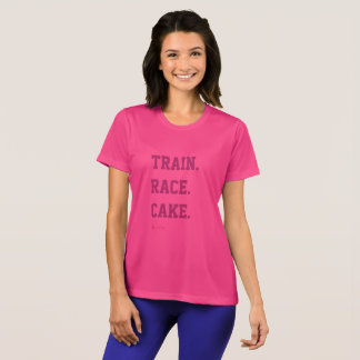 Train Race Cake Tee