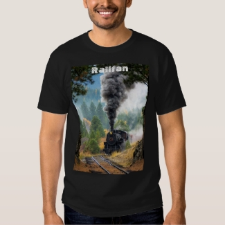 Train Railfan