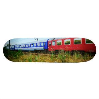 Train Skate Board Decks