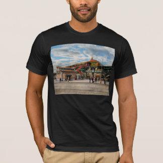 Train Station - Atlantic Ave Control House 1910 T-Shirt