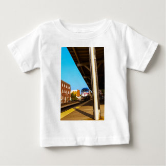 Train Station Baby T-Shirt